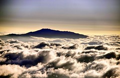 Climbing Through the Clouds (lhg_11, 2million views. Thank you!) Tags: vacation mountain clouds island hawaii view scenic bigisland maunakea ascent hawaiianislands 100comments