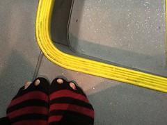 My sock :( (lasseman92) Tags: broken hole bad holes holy terrible worn torn cry trasig hobo hollow tattered wornout holey hål coold tå holysock strumpa luffar sockholes strumphål utslitna