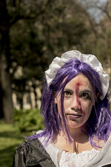 IMG_1232 (Andreozzi Martn) Tags: argentina blood day buenos aires zombie walk zombies apocalyptic apocalypsis 2013