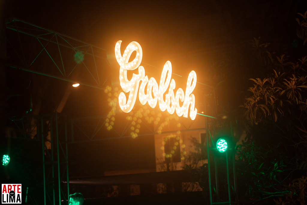 """House of Art"" de Grolsch en Casa Tupac"