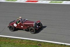 ---O.M. 665 SS MM SUPERBA 2200 (Alberto Brambilla) Tags: auto monza mille miglia storiche