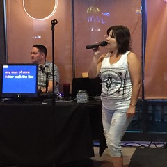 "Sunday Night Karaoke at Sunset Downtown in Henderson Nevada • <a style=""font-size:0.8em;"" href=""http://www.flickr.com/photos/131449174@N04/17798046000/"" target=""_blank"">View on Flickr</a>"