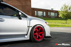 "RAYS TE37SL Hyper Red - Subaru WRX 15 • <a style=""font-size:0.8em;"" href=""http://www.flickr.com/photos/64399356@N08/17868144421/"" target=""_blank"">View on Flickr</a>"
