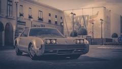 Jay leno 1966 Oldsmobile Toronado  edit 1 (shmogt) Tags:
