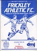 Frickley Athletic V Boldsmere St Michaels 17/9/88 (FA CUP 1st Q)