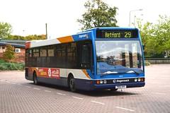 35013. YN51 VHY: Lincolnshire Road Car (chucklebuster) Tags: road car lincolnshire east stagecoach excel midlands optare yn51vhy