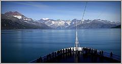 (CatChanel) Tags: volendam prow glacier bay