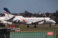 Saab 340 Regional Express VH-ZLK (NTG's pictures) Tags: saab 340 regional express vhzlk sydneykingsford smith international airport