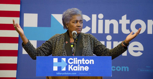 Donna Brazile, From FlickrPhotos