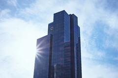Frankfurter Bankenviertel I (Schermannski) Tags: frankfurt hochhaus skyscraper