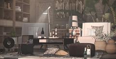 A Simple Life. (Kimbra Iridescent) Tags: epiphany kustom9 collabor88 n21 bueno brocante floorplan tresblah theloft aria fancydecor mudhoney soy aptb theosophy secondspaces concept