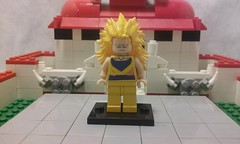 ssj 3 goku angry face (teamfourstud) Tags: 3 decool bootleg custom dragonballz dragon ball z supersaiyan dragonballgt gt dragonballsuper dbs minifigure figure mini decals dragonball minifigures figures world martial arts tournament ssj ssj3 haul printing 3d shapeways bragonball dbz lego goku super saiyan
