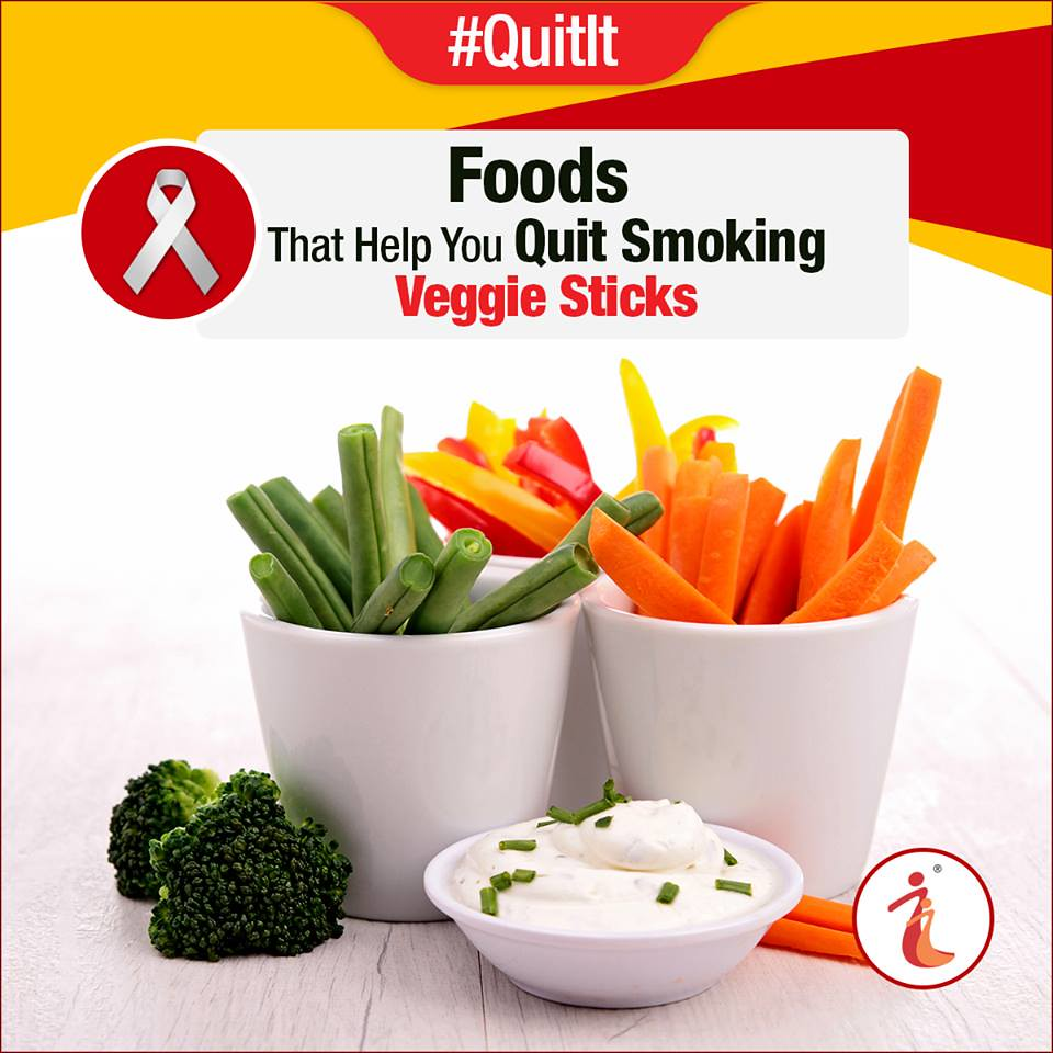 What Are The Best Foods To Stopsmoking