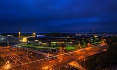 UMC UTRECHT (SkyBlue Photography Pro) Tags: umc wkz uu uithof a28 mmc utrecht night