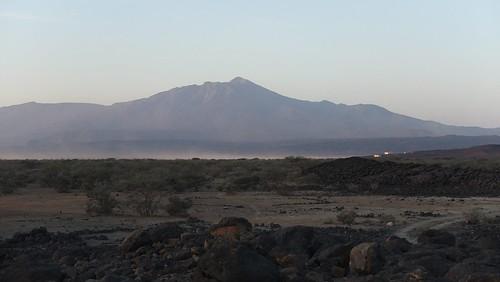 Djibouti_2014 - Mont Moussa Ali, plaine d'Andaba, Mouddo
