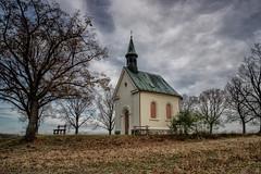 Kaple Panny Marie Pomocnice - Brno (Angelus.H) Tags: brno southmoravianregion czechrepublic kaplepannymariepomocnice brnole longexposure raymasters nd4