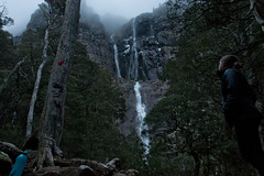 Meander Valley - Amazed by the Meander Falls (m_neumann) Tags: meandervalley tasmania australia discovertasmania tasmanien australien meander falls waterfall