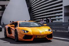 Aventador ! (Fur-Lok Photography) Tags: lambo lamborghini aventador lp700 orange monaco mc monte carlo top marques 2016 tmm bull