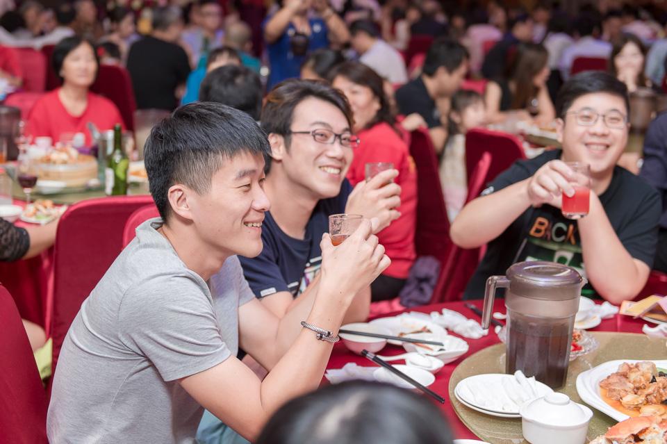 台南婚攝 婚禮紀錄 情定婚宴城堡 C & M 164