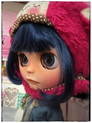Macaroon ( my 7th custom girl ) ..