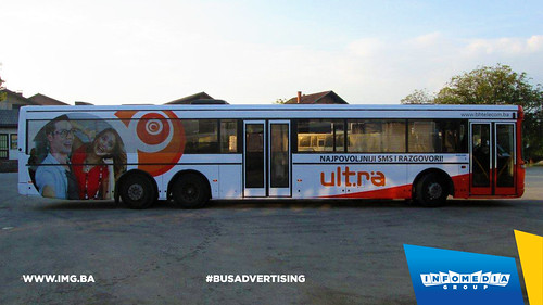Info Media Group - BH Telecom Ultra, BUS Outdoor Advertising, 09-2016 (2)