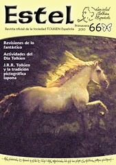 Sociedad_Tolkien_Espanola_Revista_Estel_66_portada (Sociedad Tolkien Espaola (STE)) Tags: ste estel revista tolkien esdla lotr