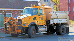 NYS*DOT Truck 065119 (Seth Granville) Tags: nys dot plow sander mack granite henderson muni body