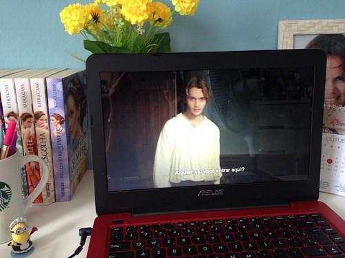 Caindo de amores por Reign, no Netflix #reign. #netflix