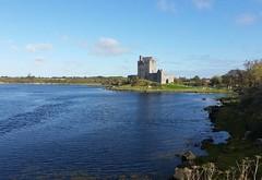 Dunguaire Castle, Kinvara, Ireland #dunguaire #kinvara #ireland #nofilter