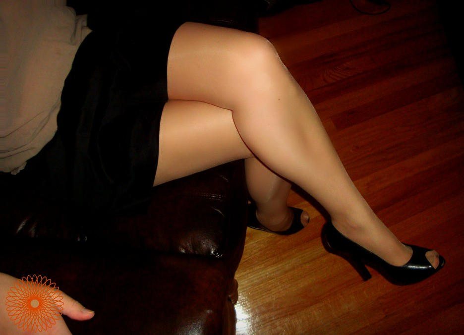 pantyhose wife