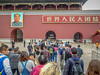 Tiananmen Square-0953 (kasiahalka (Kasia Halka)) Tags: 109acres 2016 beijing china citysquare gateofheavenlypeace greathallofthepeople mausoleumofmaozedong monumenttothepeoplesheroes nationalmuseumofchina tiananmensquare