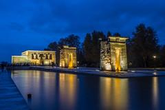 Templo de debod (marcos_casado90) Tags: templo temple madrid spain water agua city ciudad cityscape architecture arquitectura