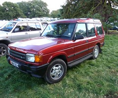 Epic Discovery 1 (K Garrett) Tags: landroverdiscovery land rover discovery 1 200 tdi 1980s disco auto explore image photo new paint