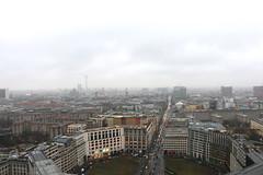 Cloudy Berlin (mathiaslochner) Tags: berlin cloudy city sky skyline wolkig winter dezember alexander platz fernsehturm