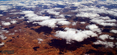 African View (Mahmoud R Maheri) Tags: landscape arialview africa tunisia clouds land plane northafrica