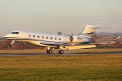 N650ER   GLF6   EGGW (Global_5000) Tags: luton airport eggw ltn canon eos aircraft aeroplane aviation civil airplane n650er
