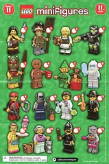 Collectible Minifigures Series 11 (AB Quest) Tags: lego collectible minifigures