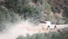 Hyundai i20 WRC (Vincent Dehon) Tags: fia world rally championship racc catalunya de espaa hyundai motorsport 20 i20 wrc hayden paddon john kennard d800 nikon sport moteur rallye spain espagne panning automotive race engines
