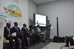 COP22 Side event: Youth Engagement in Climate-Smart Agriculture in Africa (CGIAR Climate) Tags: csa agriculture climatechange foodsecurity youth africa cop22 africanpavillion ccafs gacsa cta care aclyp csayn cana greenhouse opportunity employment farmer smallholder climate food environment