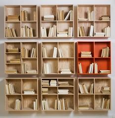 shelf for anything (atbodk) Tags: furniture bookshelf bookcase books interior design house inside danish danishdesign