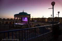 Eastbourne Bandstand (judethedude73) Tags: sussex sunrise sunrisephotography seaside morning dawn