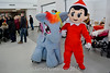 Noddy and my little pony at opening (James O'Hanlon) Tags: ken dodd kendodd st johns market liverpool opening officially characters singing choir tickling stick malcolmkennedy stjohnsmarket event