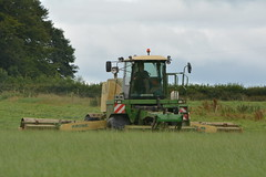 Krone Big M 1 Self Propelle Mower & Conditioner (Shane Casey CK25) Tags: krone big m 1 self propelle mower conditioner rathcomac silage silage16 silage2016 grass grass16 grass2016 winter feed fodder county cork ireland irish farm farmer farming agri agriculture contractor field ground soil earth cows cattle work working horse power horsepower hp pull pulling cut cutting crop lifting machine machinery nikon d7100 traktori tracteur traktor trekker trator ciągnik