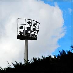 13 - Bayeux, Stade Henry Jeanne, Le ciel s'claire.... (melina1965) Tags: normandie calvados bayeux octobre october 2016 nikon d80 ciel sky cloud clouds nuage nuages