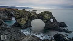 Gatklettur (MD-Pic) Tags: arnastapi island iceland gatklettur landschaft landscape langzeitbelichtung longexposure ocean ozean meer sea atlantik felsen rocks