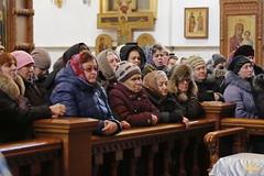 30. Arrival of Sanctities at Lavra / Прибытие святынь в Лавру 01.12.2016