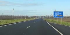 N302-1 (European Roads) Tags: n302 n305 zeewolde harderwijk flevoland 2x2 autoweg nl netherlands