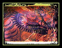 Son 09-365 Nms-7261 (Murfomurf) Tags: hair effects bush eagle symbol native picasa son manipulation layers pixlr niconelson autodreamulator lfdiaz dreamulation