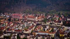 Freiburg im Breisgau (davidpc_) Tags: germany deutschland 50mm miniature nikon im shift freiburg tilt baden 2012 breisgau tiltshift d7000