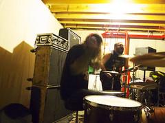 The Body (seemybrotherdance) Tags: show punk basement bloomington thebody sludge chipking leebuford